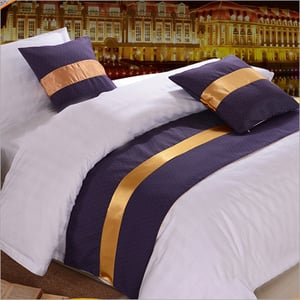 Hotel Bed Runners