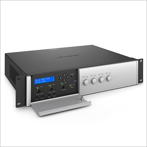 Digital Mixer Amplifier