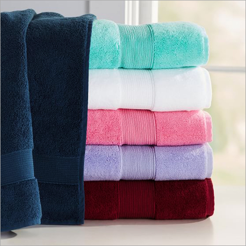 Soft Bath Towels