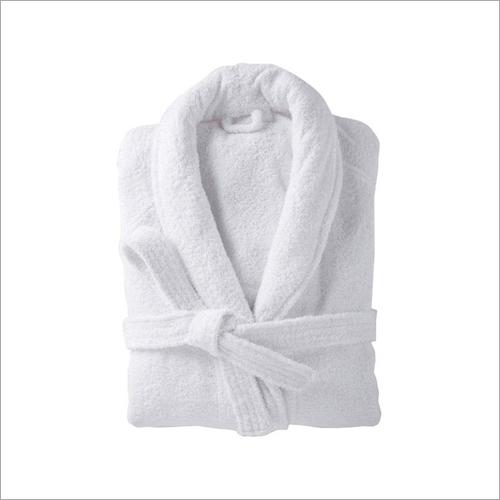 White Cotton Bathrobes