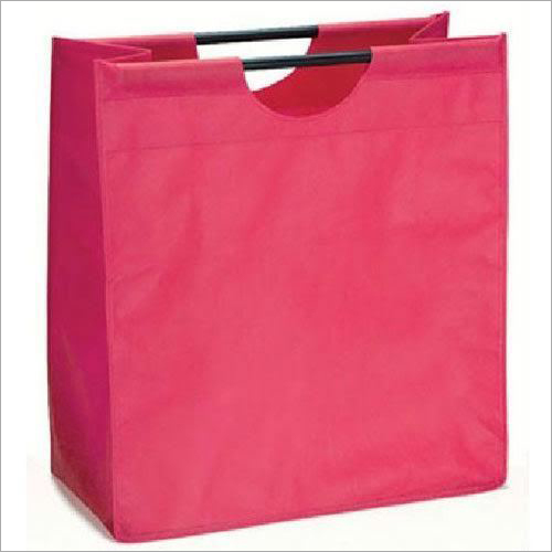 Non Woven Wooden Handle Bag