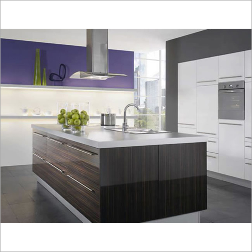 Heat Resistant Modular Kitchen