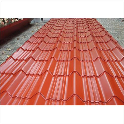 Steel Tile Roofing Sheet
