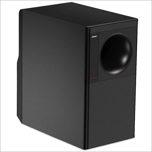 Black Wall Loudspeaker