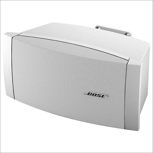 White Wall Loudspeakers