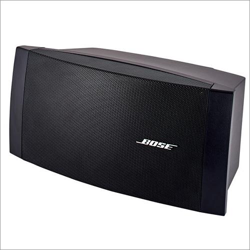 Black Wall Loudspeakers