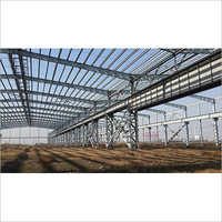 Easy Assemble Steel Structure Workshop With Thermal Insulation
