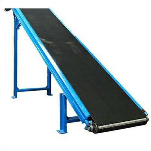 Manual Flat Belt Conveyor