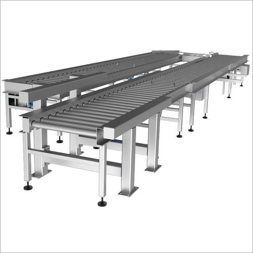Aluminium Roller Belt Conveyor