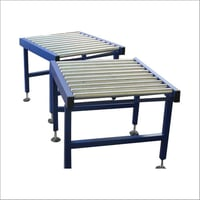 Gravity Roller Belt Conveyor