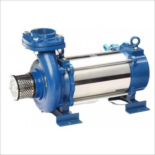 Mild Steel Open Well Submersible Pump