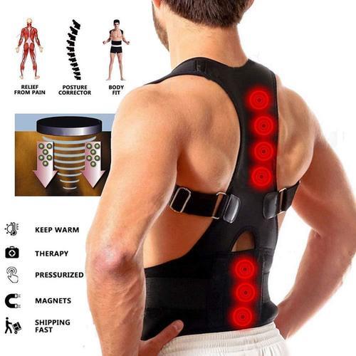 388 Real Doctor Posture Corrector (Shoulder Back Support Belt)
