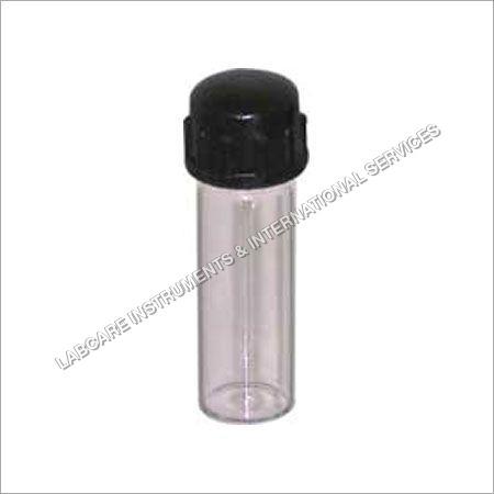 Cap flat bottom culture tube