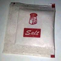 Iodized Salt Sachet