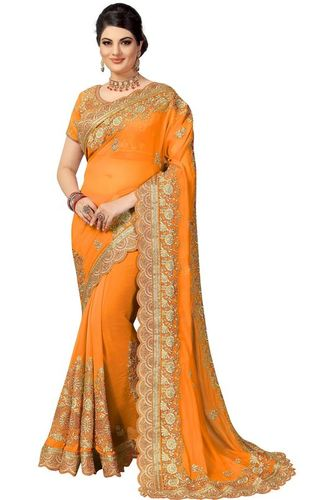 Fancy Silk Saree Collection