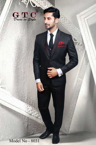 8031 Designer Men Suit