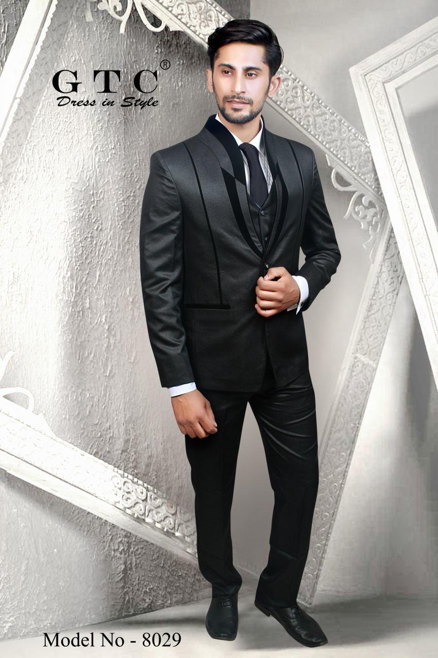 8029 Designer Men Suit