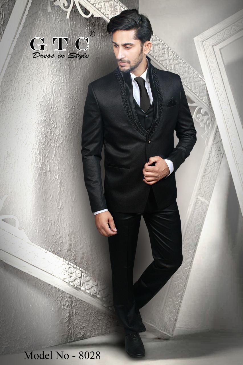 8028 Designer Men Suit