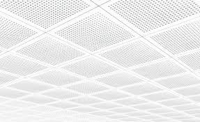 Glass reinforced Gypsum Ceiling Tiles
