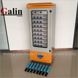 Control Cabinet For Powder Coating Line