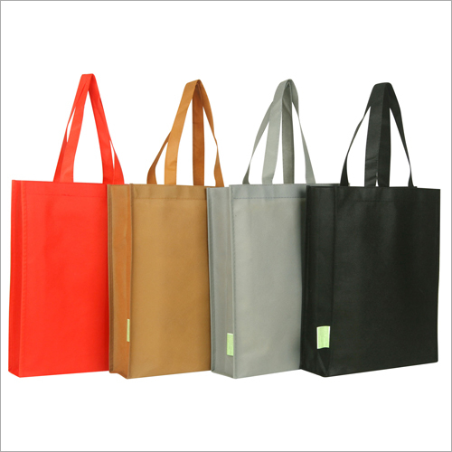 Plain Woven Carry Bags