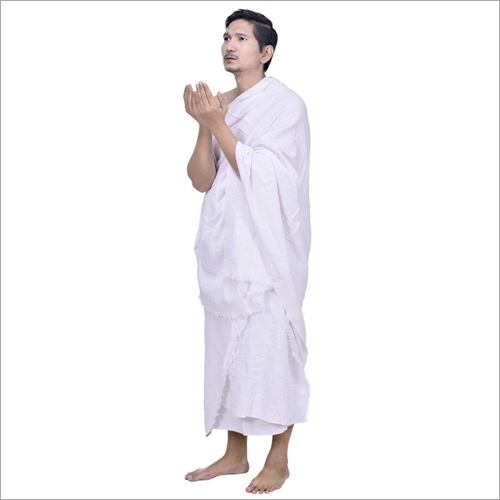 White Hajj Ihram Towels