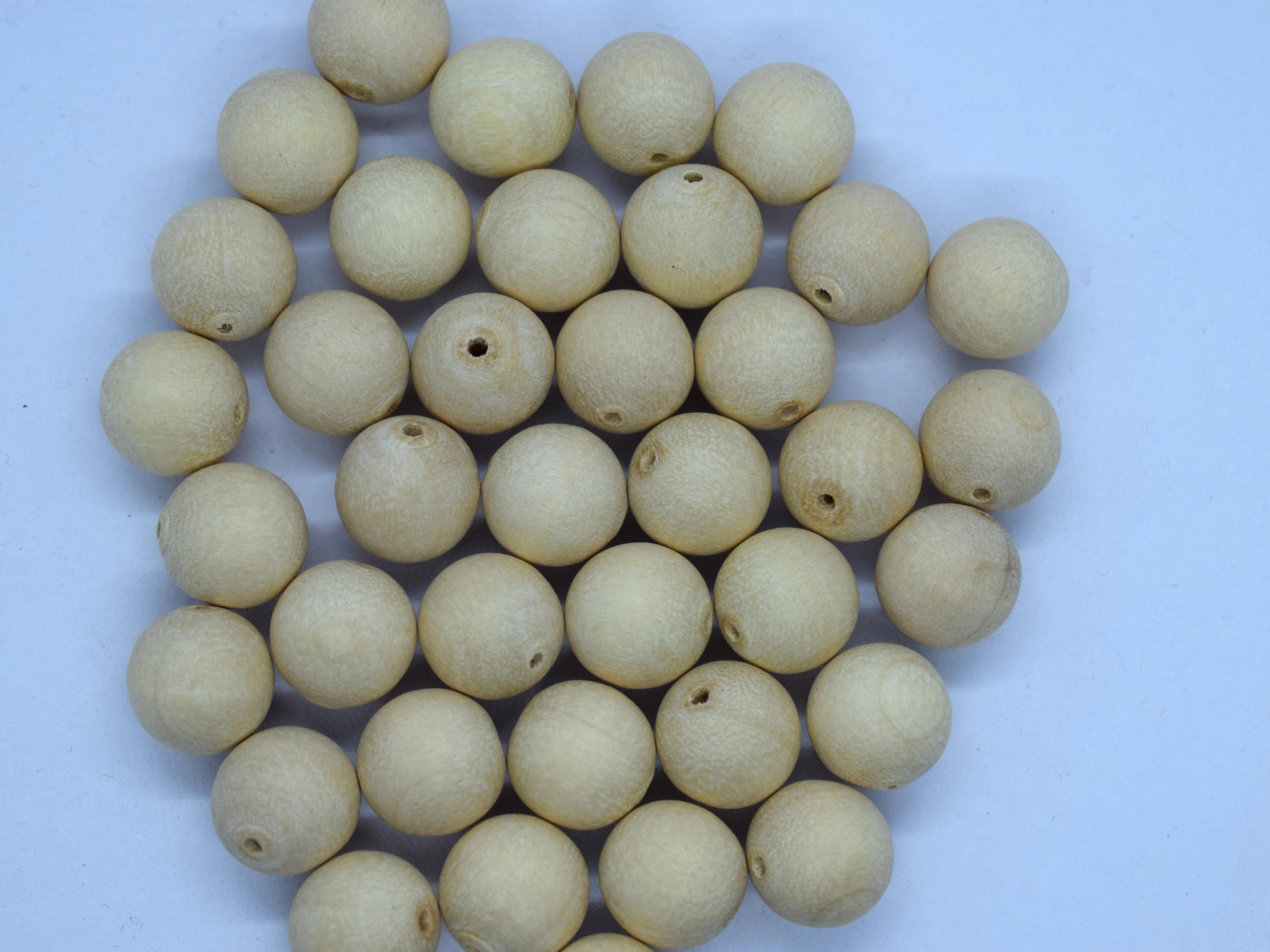 Wooden Jewellery Beads