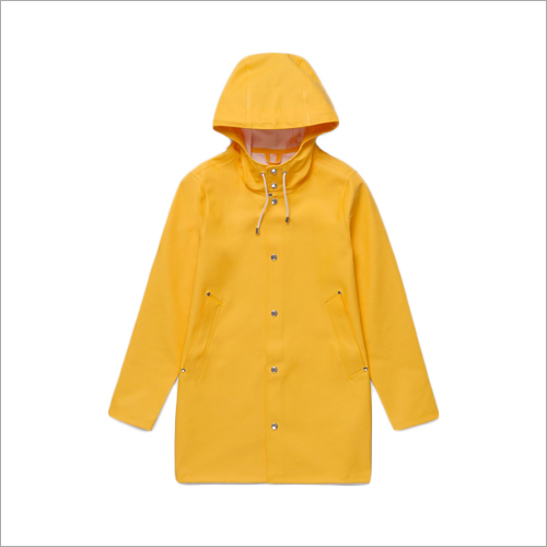 Full Sleeves Rain Coat