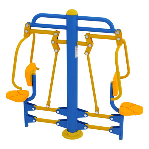 Outdoor Chest Press Chair