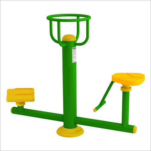 Outdoor Gym Twister And Leg Trainer