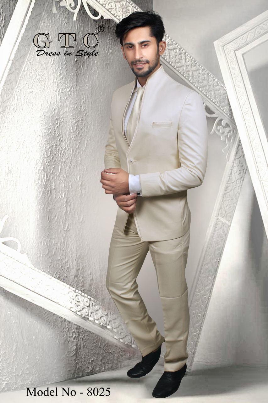 8025 Designer Men Suit