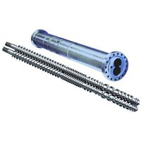 Extruder Twin Screw Barrel