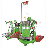 Cold Press Wooden Oil Extraction Machine