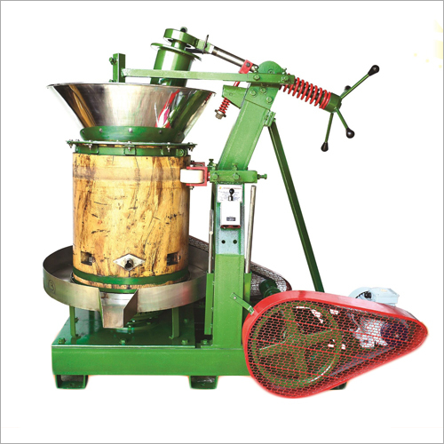 Automatic Cold Press Wooden Oil Extraction Machine