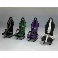 Nylon Webbing Full Body Harness Safety Belt