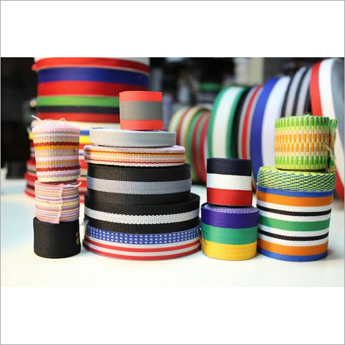Multicolor Nylon Webbing Tape