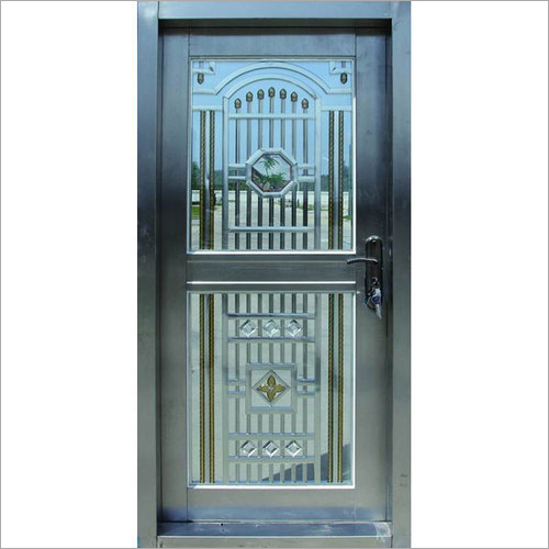 304 Stainless Steel Safety Door