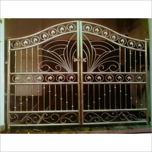 Stainless Steel Main Entrance Door