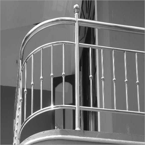 Designer Stainless Steel Railing