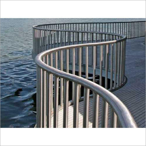 Stainless Steel Safety Railing
