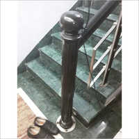 Wooden Steel Railing