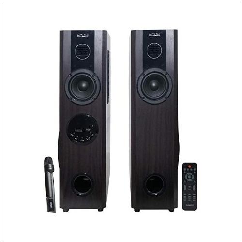 5000 Watts Mitashi TWR 60 Fur 2.0 Speaker
