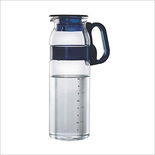 Borosil Marina Jug With  Plastic Handle