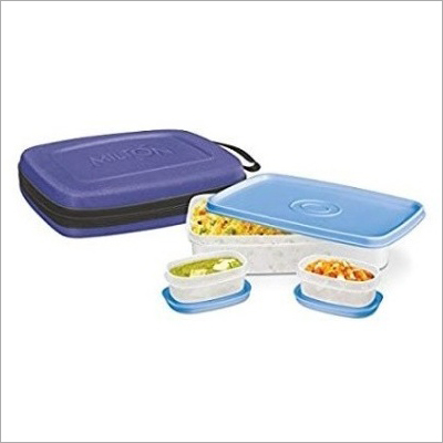 Milton Flat Lunch Box