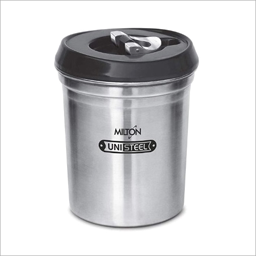 750Ml Milton Air Tight Steel Jar
