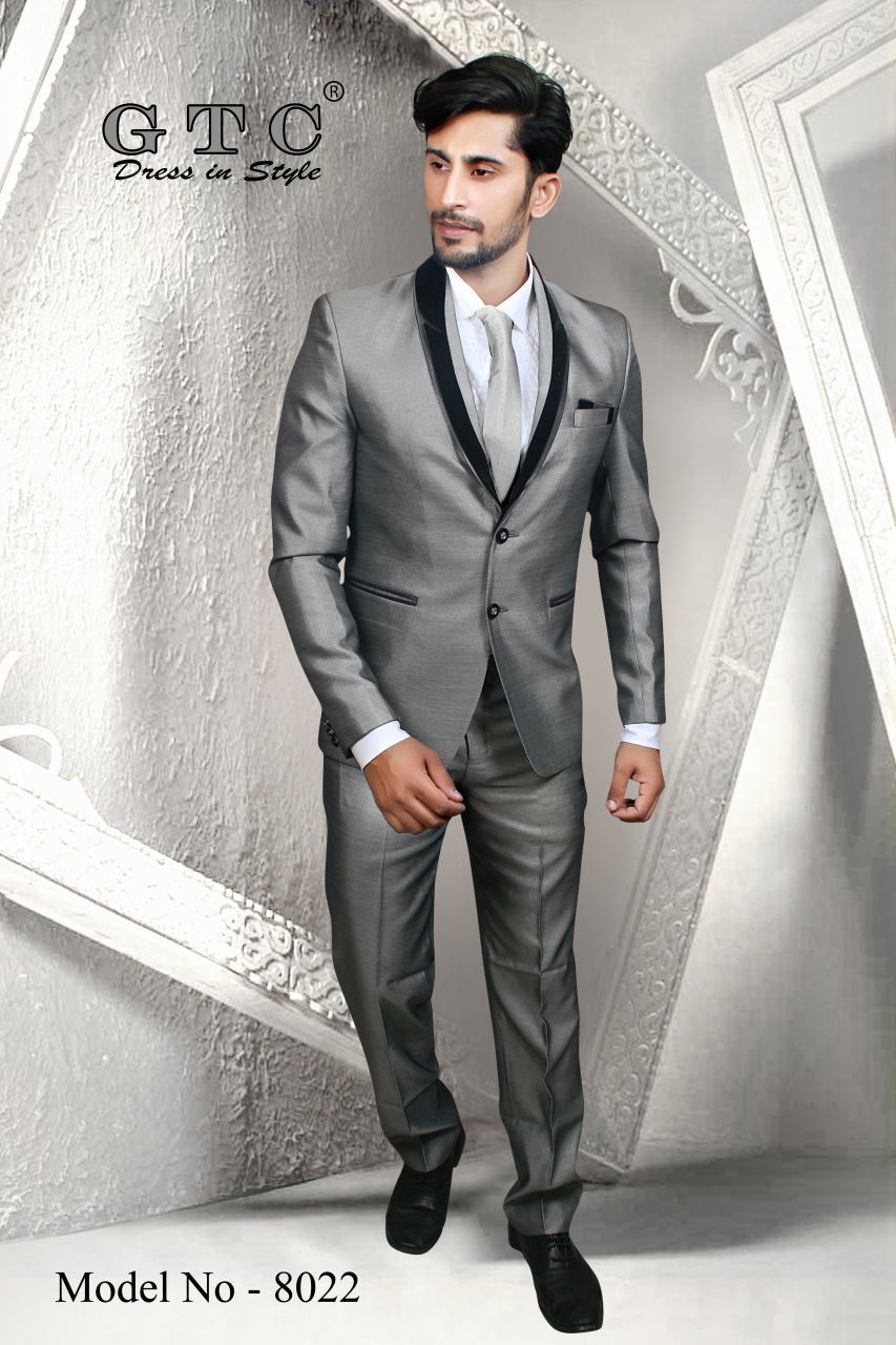 8022 Designer Men Suit