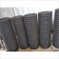 Black MS Wire Mesh