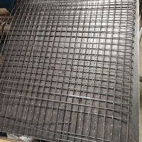 Polished MS Welded Wire Mesh