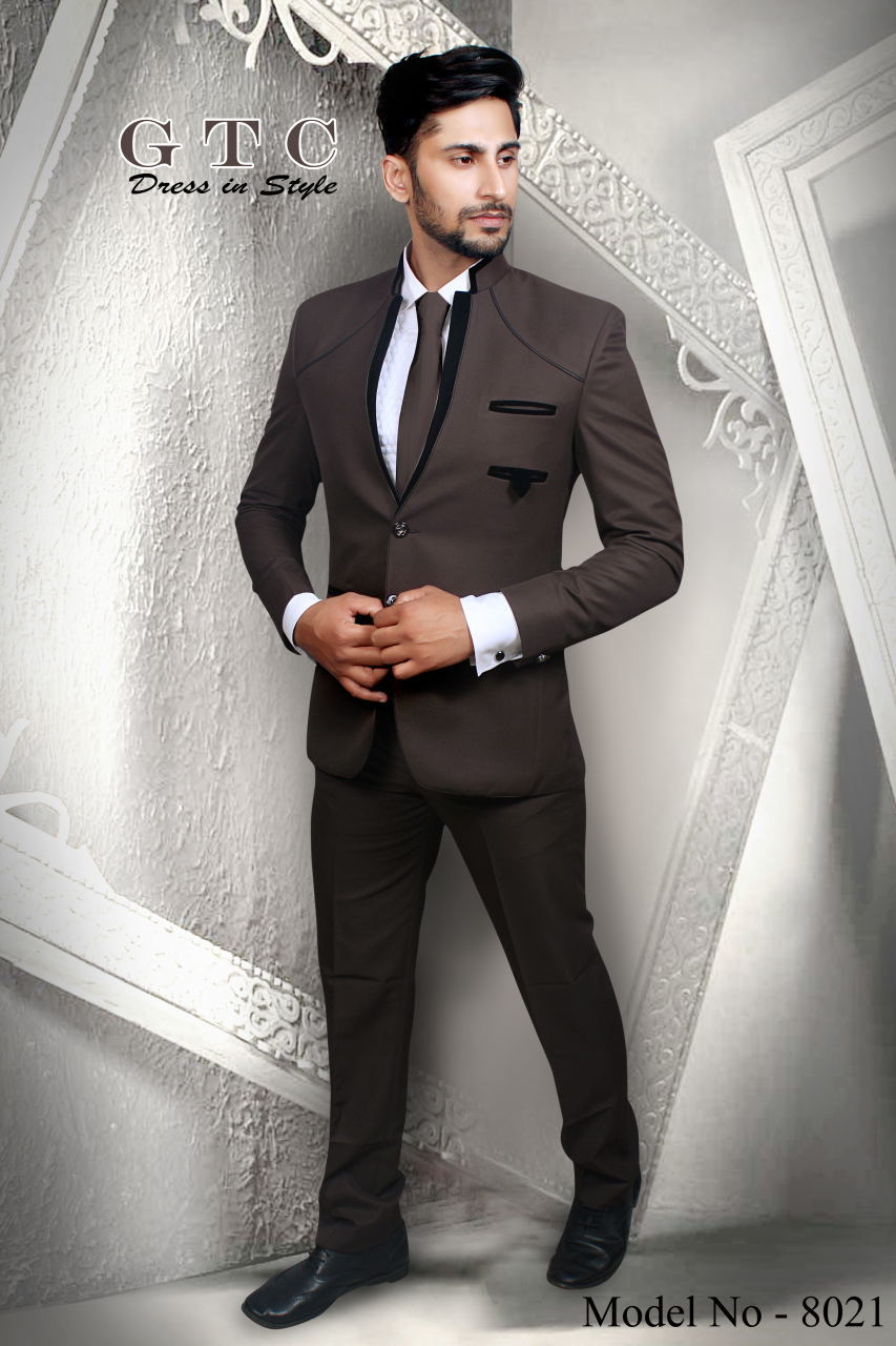 8021 DESIGNER MEN SUIT
