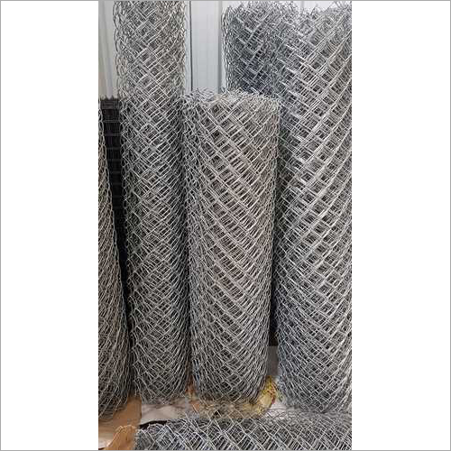 GI Chain Link Mesh Fencing
